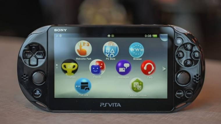 A Sony nem lát sok lehetőséget a kézikonzolokban bevezetőkép