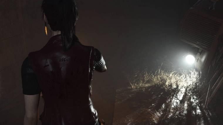 Rajongók fejlesztik a Resident Evil Code: Veronica remake-jét bevezetőkép