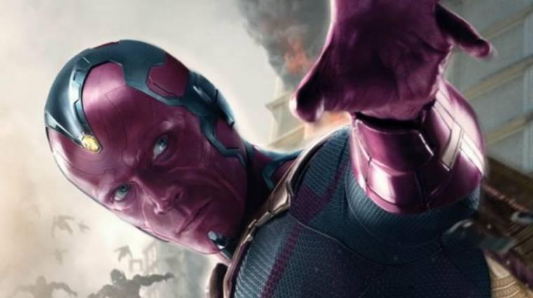 Bosszúállók: Ultron kora trailer - kommentáros videó és Vision-poszter érkezett bevezetőkép