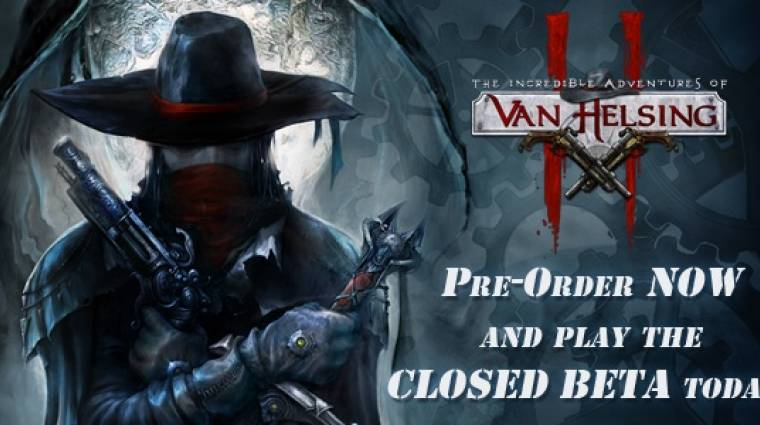 The Incredible Adventures of Van Helsing II - csúszás van bevezetőkép