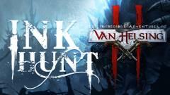 The Incredible Adventures of Van Helsing II - megjött az Ink Hunt DLC! kép