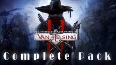 The Incredible Adventure of Van Helsing II Complete Pack - már a Steamen! kép