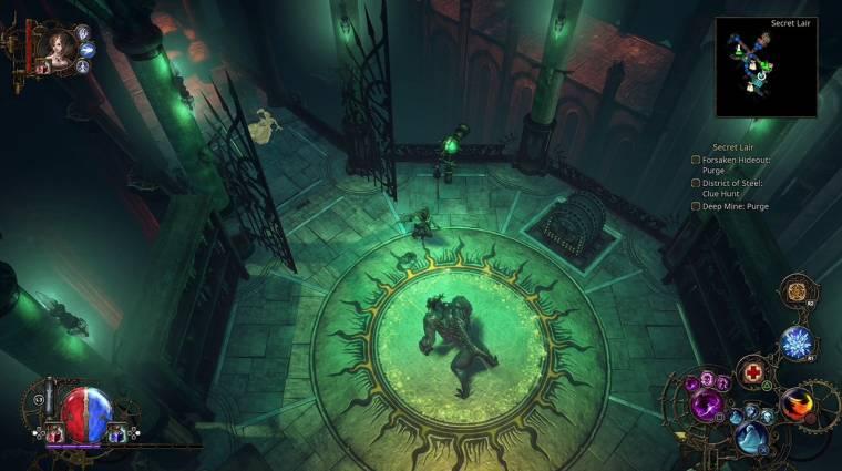 The Incredible Adventures of Van Helsing II - mától PS4-en is játszható a folytatás bevezetőkép