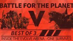 Evolve - az új ingyenes játékmód egy brutális ketrecharc kép