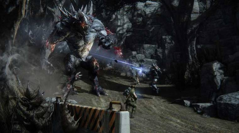 Gamescom 2014 - januárban indul az Evolve nyílt béta, csak Xboxon  bevezetőkép
