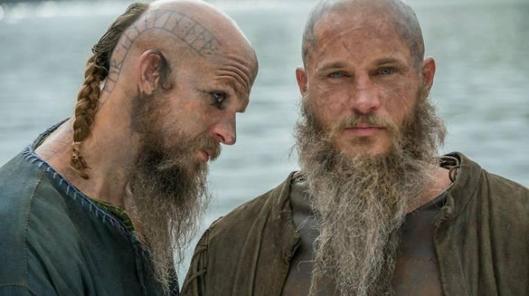 A hatodik évaddal véget ér a Vikingek kép