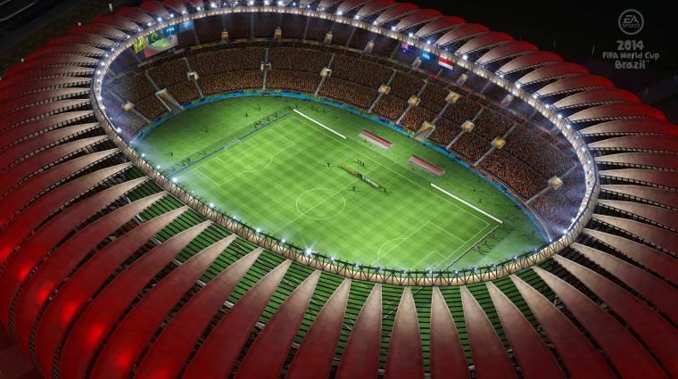 2014 FIFA World Cup Brazil - így ünnepel Brazília  bevezetőkép