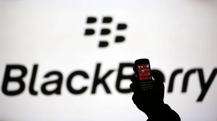 5G támogatással tér vissza az okostelefonok piacára a BlackBerry kép