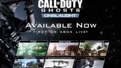 Call of Duty: Ghosts Onslaught - már PS3-on és PC-n is kép