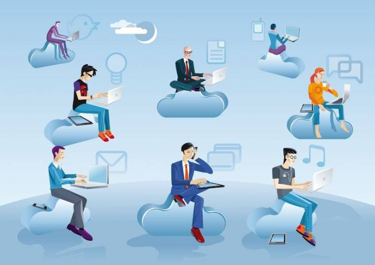 Üzleti folyamatok felhőben konferencia