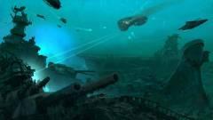 Deep6 - búvárkodni akartak a Metro: Last Light fejlesztői kép