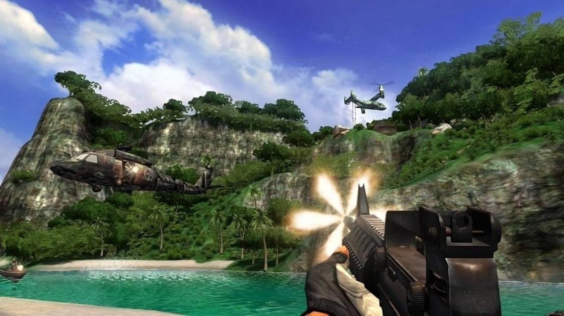 Far Cry Classic teszt - nem minden a külső bevezetőkép