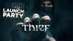 GameNight - Thief launch party kép