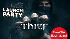 GameNight - Thief launch party összefoglaló kép