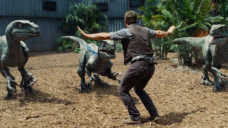 Jurassic World - több bevételt termelt, mint a Bosszúállók bevezetőkép