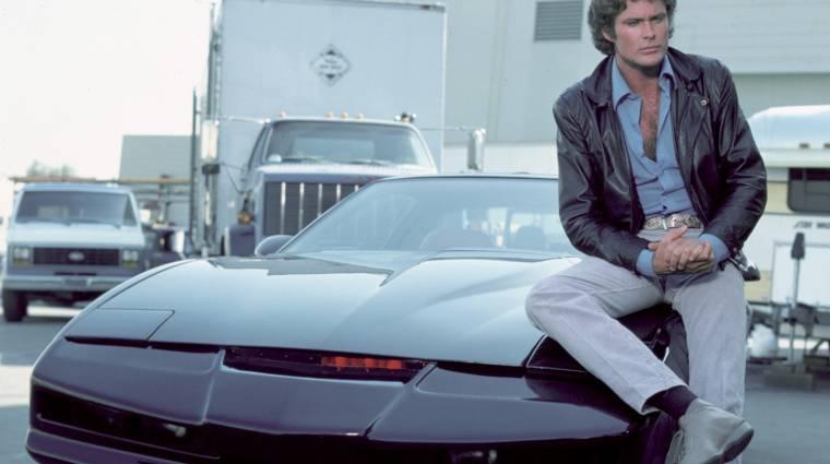 Filmként tér vissza a Knight Rider bevezetőkép
