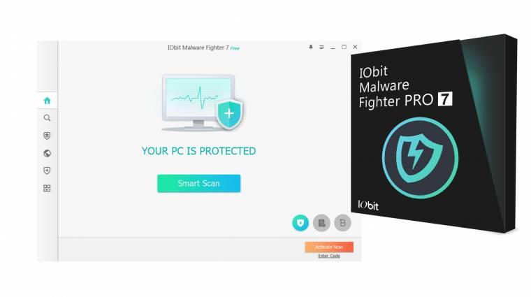Verziót váltott a Malware Fighter kép