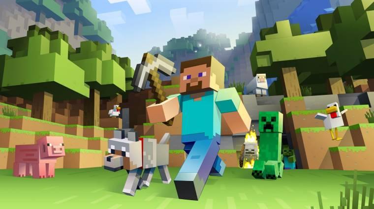 Minecraft film - más rendezőt találtak hozzá bevezetőkép