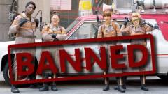 Kínában betiltották a Szellemirtókat kép