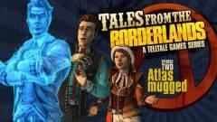 Tales from the Borderlands - hamarosan dobozosan is kapható kép