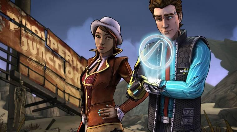 A Tales from the Borderlands 2 lehet a Telltale Games következő nagy dobása bevezetőkép