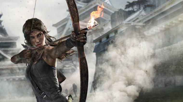 A Crystal Dynamics már a következő Tomb Raider játékról beszél bevezetőkép