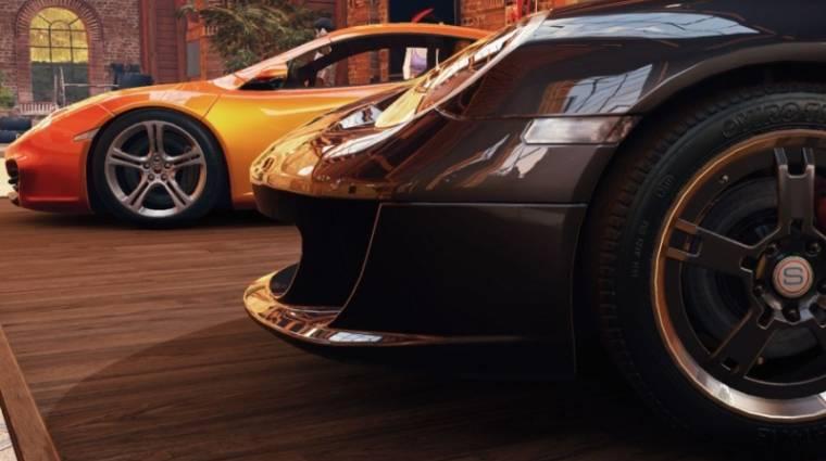 World of Speed bejelentés - free-to-play autós MMO az NFS: Shift alkotóitól bevezetőkép
