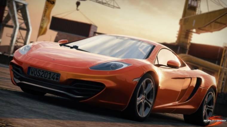 World of Speed - a játék és a valóság (videó) bevezetőkép