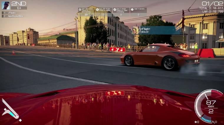 World of Speed - 220 felett Moszkvában (trailer) bevezetőkép
