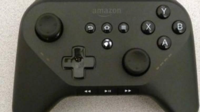 Kiszivárogtak az első képek az Amazon kontrolleréről bevezetőkép