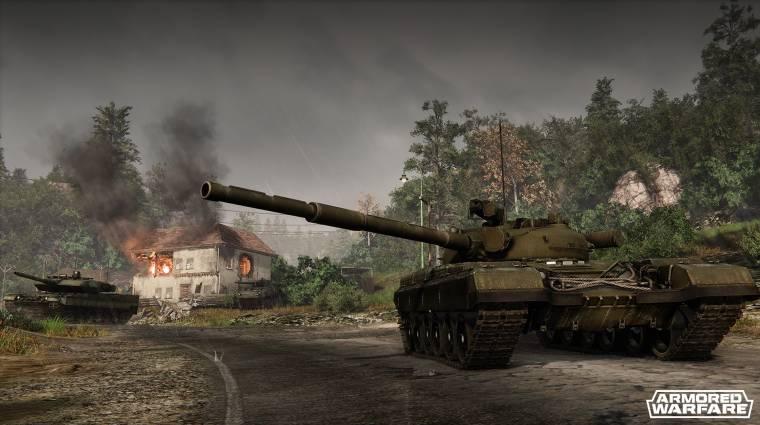 Botrány: kiszállt az Obisidan az Armored Warfare fejlesztéséből bevezetőkép