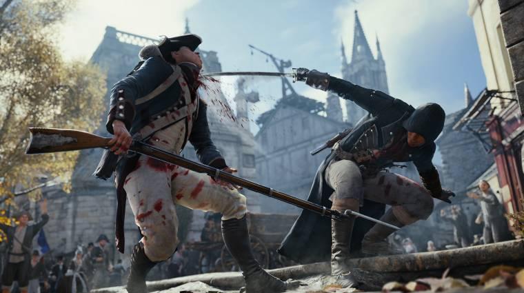 Assassin's Creed Unity - pozitív értékelésekkel lett elárasztva a játék a Steamen bevezetőkép