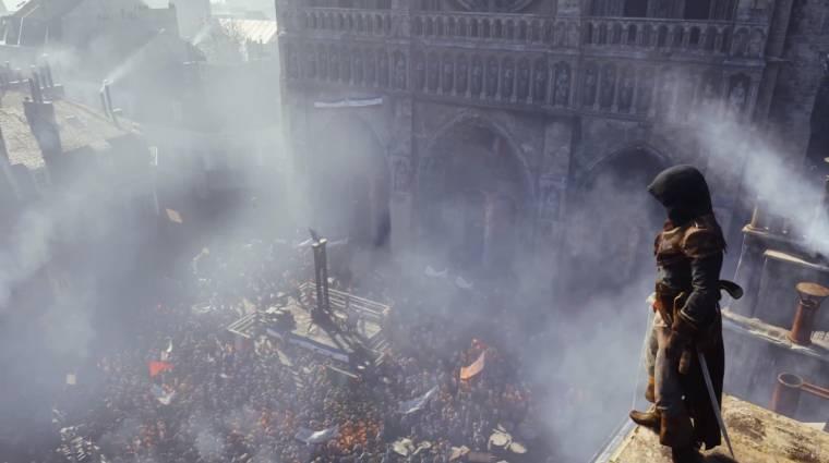 Assassin's Creed: Unity - itt az első videó bevezetőkép