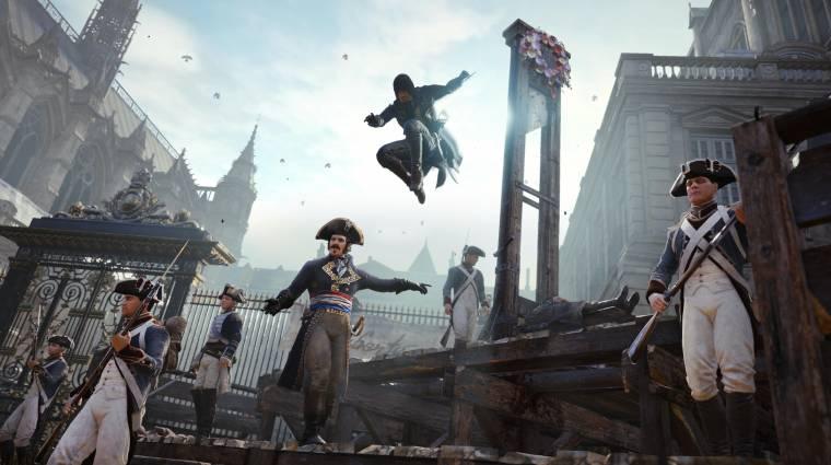 Assassin's Creed Unity - úgy ölsz, ahogy akarsz bevezetőkép
