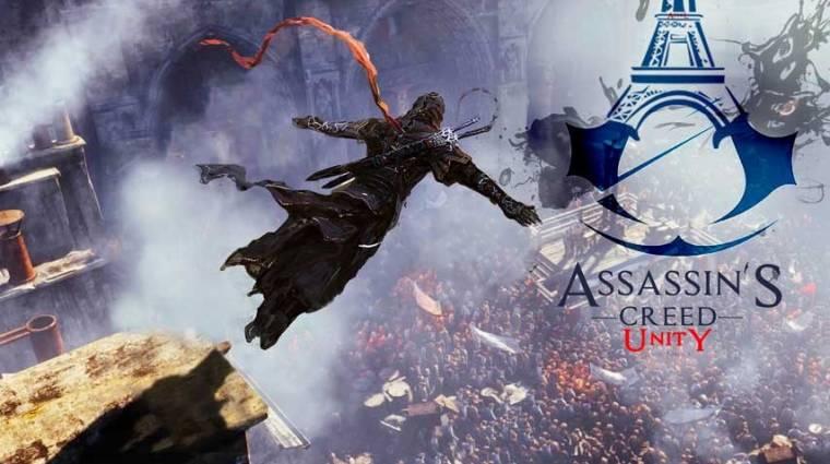 Gamescom 2014 - itt az új Assassin's Creed Unity trailer bevezetőkép