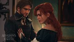 Assassin's Creed Unity patch - Xbox One-on para van kép