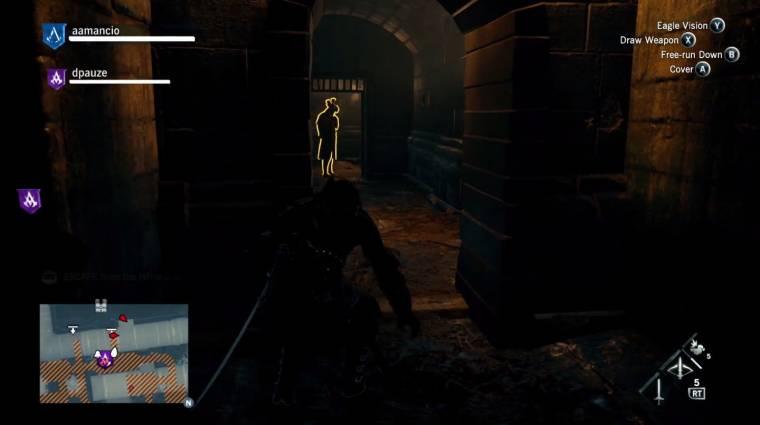 Assassin's Creed Unity - ilyen egy co-op betörés (videó) bevezetőkép