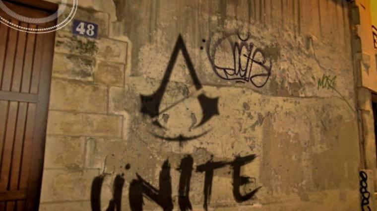 Assassin's Creed: Unity - ezt kapják az előrendelők bevezetőkép