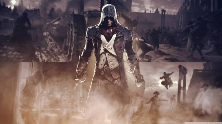Ubisoft - a magyar Steamről is eltűnt az AC: Unity, a Far Cry 4 és a The Crew bevezetőkép
