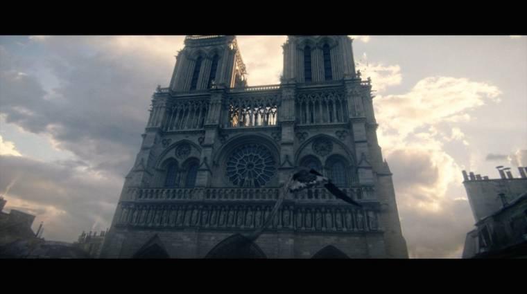 Az Assassin's Creed is segíteni fog a Notre-Dame helyreállításában bevezetőkép