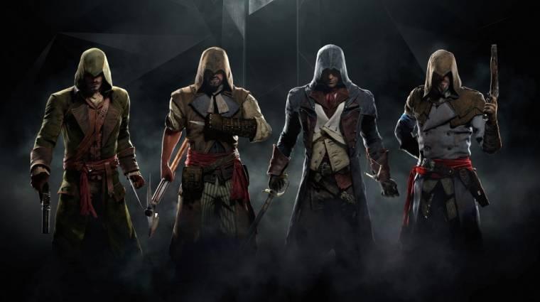 Assassin's Creed Unity - fagy, összeomlik? Itt a megoldás bevezetőkép