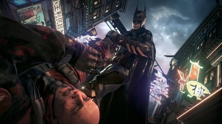 Batman: Arkham Knight - ezt tette vele az Nvidia GameWorks (videó) bevezetőkép