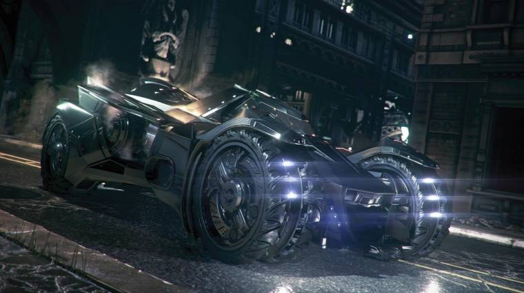 Batman: Arkham Knight - sok problémát javít az új PC-s patch bevezetőkép