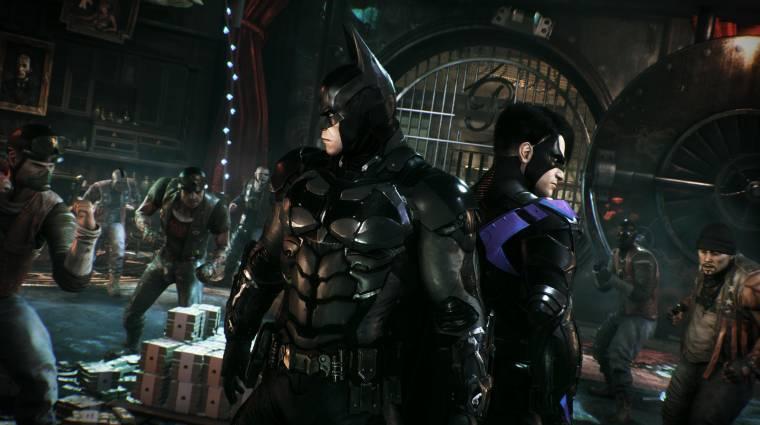 Az új Batman játékot a DC FanDome-on leplezhetik le, az Injustice 3-at is bejelenthetik bevezetőkép