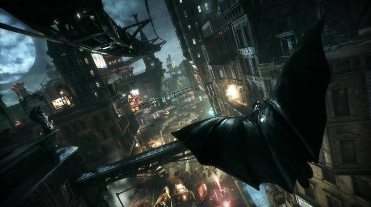 Batman: Arkham Knight PC - jöhet a visszatérés bevezetőkép