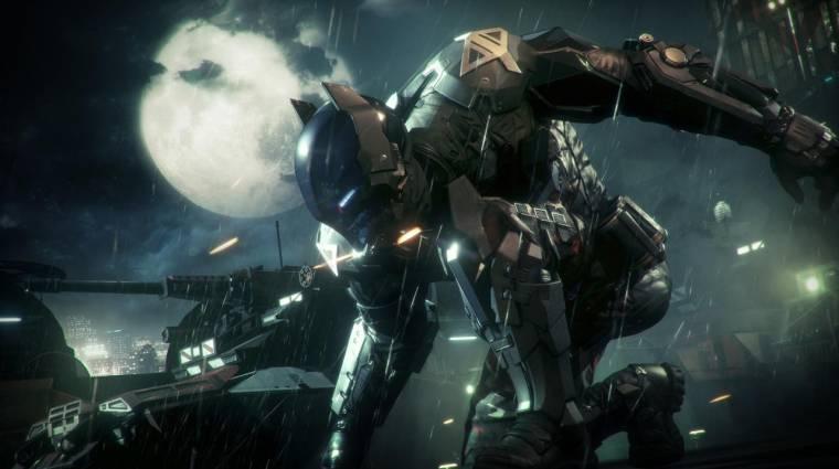 Batman: Arkham Knight - a Warner bocsánatot kért a rajongóktól a PC-s verzió miatt bevezetőkép
