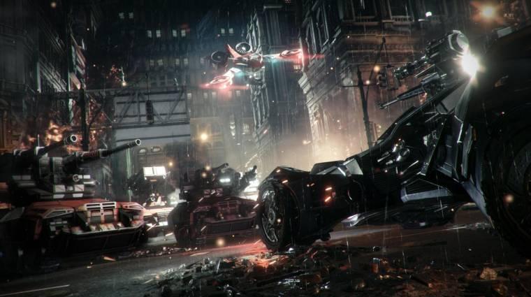 A Batman: Arkham Legacy lehet a következő a sorozatban bevezetőkép