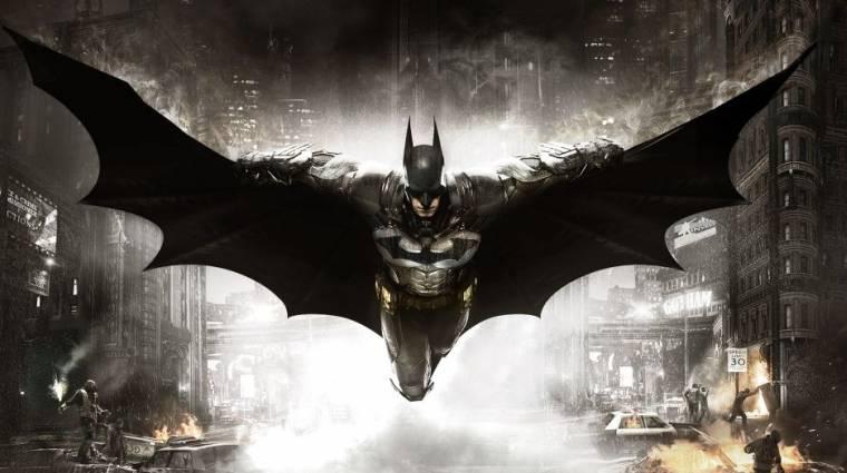 Batman: Arkham Knight - napokon belül érkezik az új DLC bevezetőkép