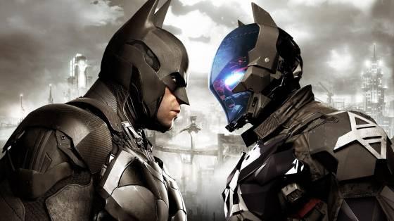 Batman: Arkham Knight infódoboz
