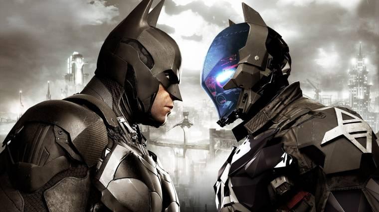 Batman: Arkham Knight - jön az idei utolsó DLC bevezetőkép